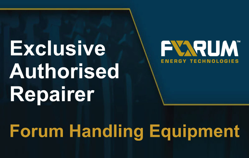 GPOT Awarded Exclusive Authorised Repairer of Forum Handling Equipment