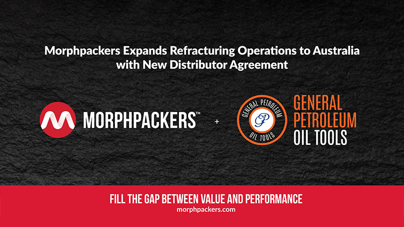 Morphpackers Announces New Distributor Agreement with GPOT